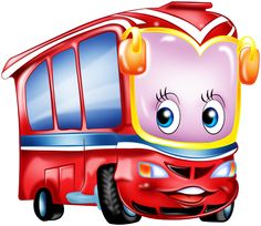 Means Of Transportation Clipart Kids Cartoon Characters, Cute Characters, Cartoon Kids, Cute Photos, Cute Pictures, Art Transportation, Painting Templates, Printable Adult Coloring Pages, Lol Dolls