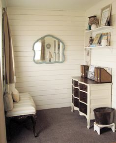I have a dresser just like this and it needs to be refinished.