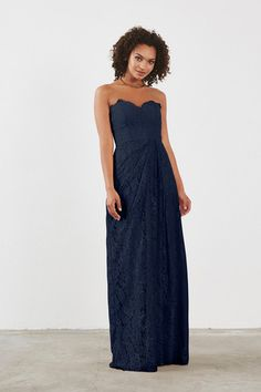 Shop Weddington Way Bridesmaid Dress - Astrid in Lace at Weddington Way. Find the perfect made-to-order bridesmaid dresses for your bridal party in your favorite color, style and fabric at Weddington Way.