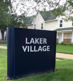 GVSU Laker Village apartments, Allendale campus