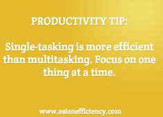 Multitasking – Yes or No? [Audio] Today we are going to talk about multitasking – if it's a good thing, or a bad thing. So Aaron, what do you think multitasking is and how do you define it?