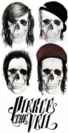 Pierce The Veil.. honestly one of my favorite bands...