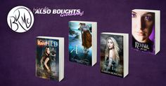 """B. Kristin McMichael & Friends """"Also Boughts"""" Giveaway"""