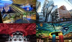 12 beautiful metro stations on good.is