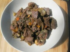 Liver with Onions, Garlic, and Parsley – Kibdeh | The Levantess