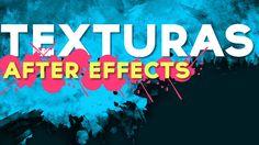 Textura de Colores After Effects Tutorial