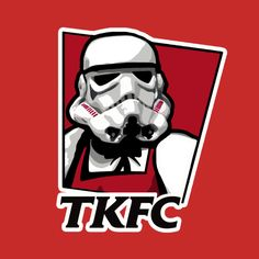 After getting kicked out of the navy, TK421 went on to found an intergalactic fast food franchise.