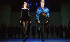 I started Irish dancing because of this woman-- Jean Butler, Riverdance's first principal female dancer.