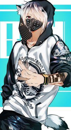 Ảnh sưu tầm, photo collection, anime guys in 2019 темное аниме Dark Anime Guys, Cool Anime Guys, Handsome Anime Guys, Hot Anime Boy, Anime Art Girl, Anime Boys, Wolf Boy Anime, Anime Boy Drawing, Manga Boy