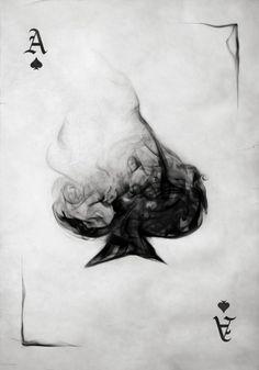 Ace of spades...