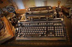 steampunk computer keyboard, Tastatur, ... www.steampunker.de