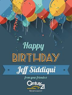 14 Best Happy Birthday Jeff Images In 2018 Birthday Cards