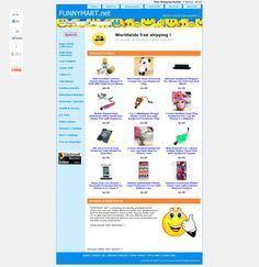 FUNNYMART.NET is a leading Worldwide wholesale store where you can buy cheap electronics,gifts,cool gadgets,funny stuff at the lowest factory direct prices. Buying cheap from US is safe, fast and convenient. We are offering secured payment and international delivery service to guarantee you the best buying experience.  WORLDWIDE FREE SHIPPING !!! --> www.funnymart.net