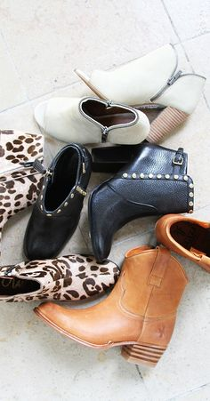 Too many boots? No such thing! Get stocked up during our boot bash, because#fallis just around the corner Sponsored by Nordstrom Rack.