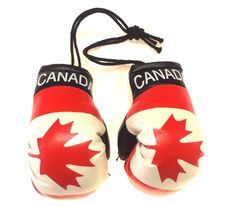 Flag Hand Made Boxing Mini Gloves Car Auto Mirror Hanging Ornament Decoration. Instead of these we can create you'r Company Name ,Logo & Country National Flags. By Rock Sports Co. Mirror Hanging, Christmas Stockings, Christmas Ornaments, Car Rear View Mirror, How To Make Box, National Flag, Hanging Ornaments, Canada, Boxing Gloves