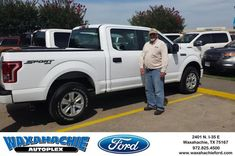 #HappyBirthday to Horace from Patrick Pennington at Waxahachie Ford!  https://deliverymaxx.com/DealerReviews.aspx?DealerCode=E749  #HappyBirthday #WaxahachieFord