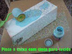 Reciclagem- Caixa de leite