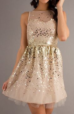 gold glitter + blush party dress you can't have a party without glitter!!!!!!!!!!!!!!