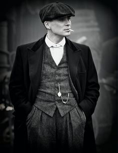 "Reproduction Peaky Blinders - ""Tommy - Black White"", Poster, Colour, Home Wall Art Peaky Blinders Poster, Peaky Blinders Wallpaper, Peaky Blinders Series, Peaky Blinders Tommy Shelby, Peaky Blinders Thomas, Cillian Murphy Peaky Blinders, Birmingham, Boardwalk Empire, Gangsters"