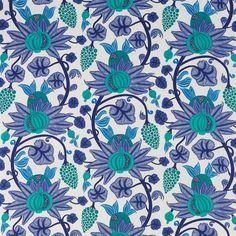 Osborne & Little Fabric | Maharani : F6110-05