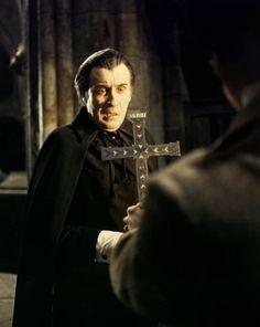 'Taste the Blood of Dracula' starring Christopher Lee.