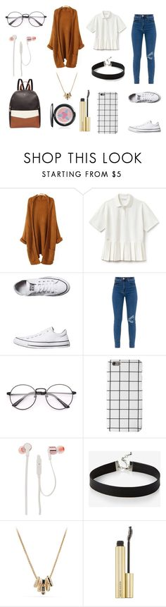 """trainee"" by moonz-577 on Polyvore featuring moda, Lacoste, Converse, JBL, Express, David Yurman e Fiorelli"