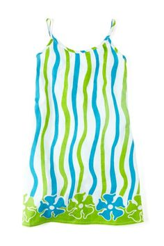InGear Kids Border Stripe Dress by Kids' Beach Shop on @HauteLook