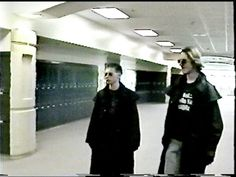 This Day in History: Apr A massacre at Columbine High School this is aphew months before the killing the pair r wearing what they will wear on the day of the shooting , it is a dress rehearsal xxxxxxxx Columbine Shooters, Columbine High School Massacre, Natural Born Killers, State Of Colorado, Evil People, School Shootings, Love Blue, Serial Killers, True Crime
