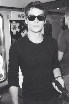 dylan o'brien may be the most beautiful person I've ever seen