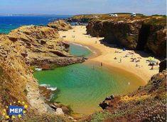 Há Linda Praia da Samoqueira     #portugal #moraremportugal #lisboa #porto #cascais #travel