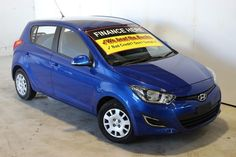 Southside Auto Auctions Brisbane Car Auctions Car of the Week 2013 Hyundai i20 Active PB MY14 Hatchback