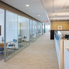 Photo 4: Financial Services Company Interior architecture, office interior, company meeting room