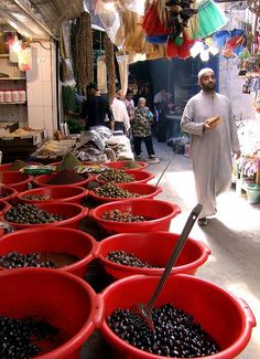 Tripoli Market - Lebanon.