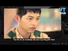 Song Joong Ki nuốt nước bọt trước cô bồi bàn bốc lửa