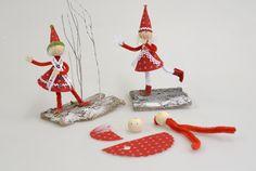 Los elfos de Papa Noël | Artemio Creator of Ideas