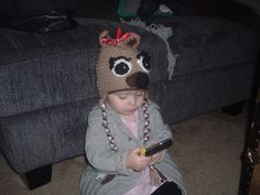 I Have Been Waiting, To My Daughter, Crochet Hats, Beanie, Nursery, How To Make, Fashion, Knitting Hats, Moda