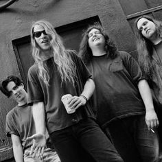 Screaming trees...they opened for Soul Asylum June 12, 1993