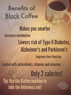 How to Drink Coffee Black with iCoffee Giveaway | Sweep Tight