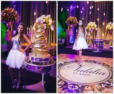 Vestido festa 15 anos - Foto: Aline e Vinicius