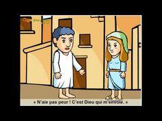 Buki's Story Land : L'ange Gabriel visite Marie