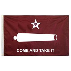 come and take it flag texas