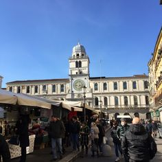 Che giornata oggi a #Padova