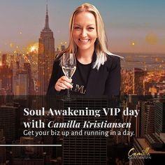 Camilla Kristiansen is a mentor and coach for women who dream about living their freedom laptop lifestyle doing work that they love. Success Mindset, Free Training, One Life, Up And Running, Youre Invited, Bossbabe, Camilla, Vip, Dreaming Of You