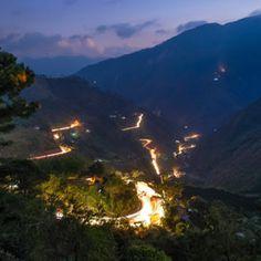 baguio kennon road