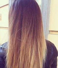 After graduation I really want to Ombré my hair!