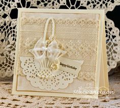 VSNMAR14D Creamy Birthday by JBgreendawn - Cards and Paper Crafts at Splitcoaststampers