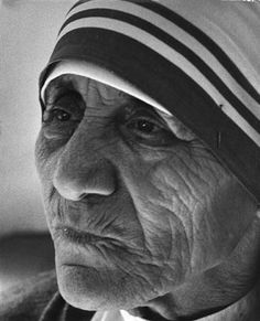 Mother Teresa, India,1978  by Eddie Adams. Art Experience:NYC http://www.artexperiencenyc.com/social_login