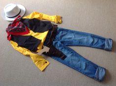 Lucky Luke, costume