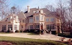 French Country MANSION!