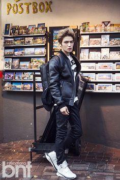 awesome Jaejoong (JYJ) for bnt International, December 2014 Korean Model, Korean Singer, Hero Jaejoong, Korean Pop Group, Kim Jae Joong, Fan Picture, Charming Man, K Pop Star, Korean Star